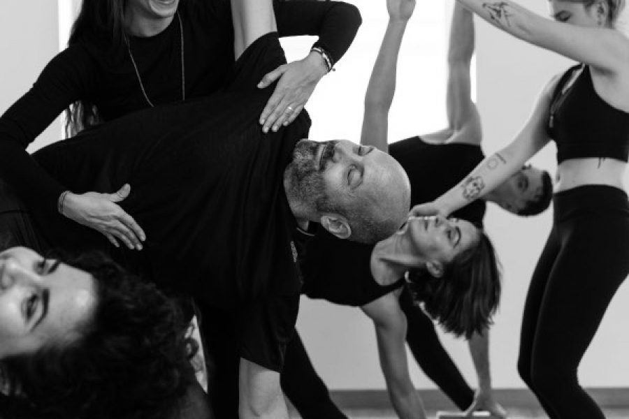 Taller: de biomecánica aplicada al Yoga
