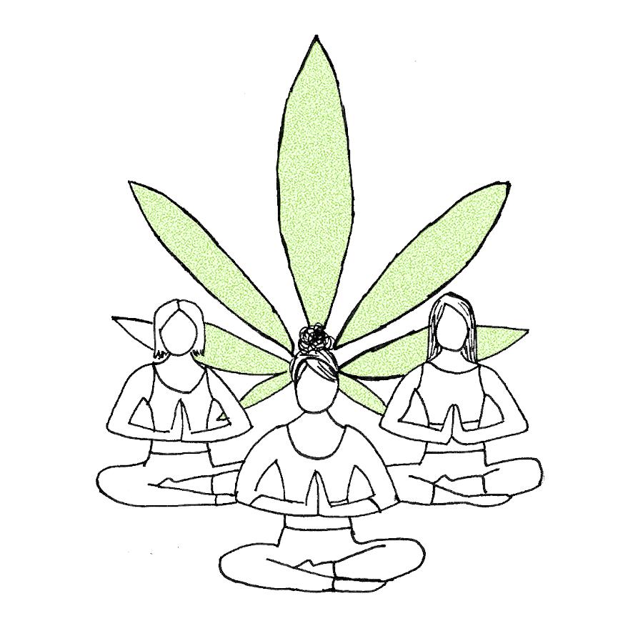 Yoga&CBD