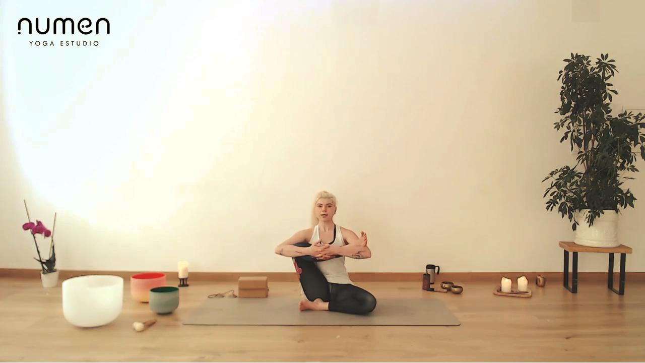 Tres ejercicios avanzados para apertura de caderas