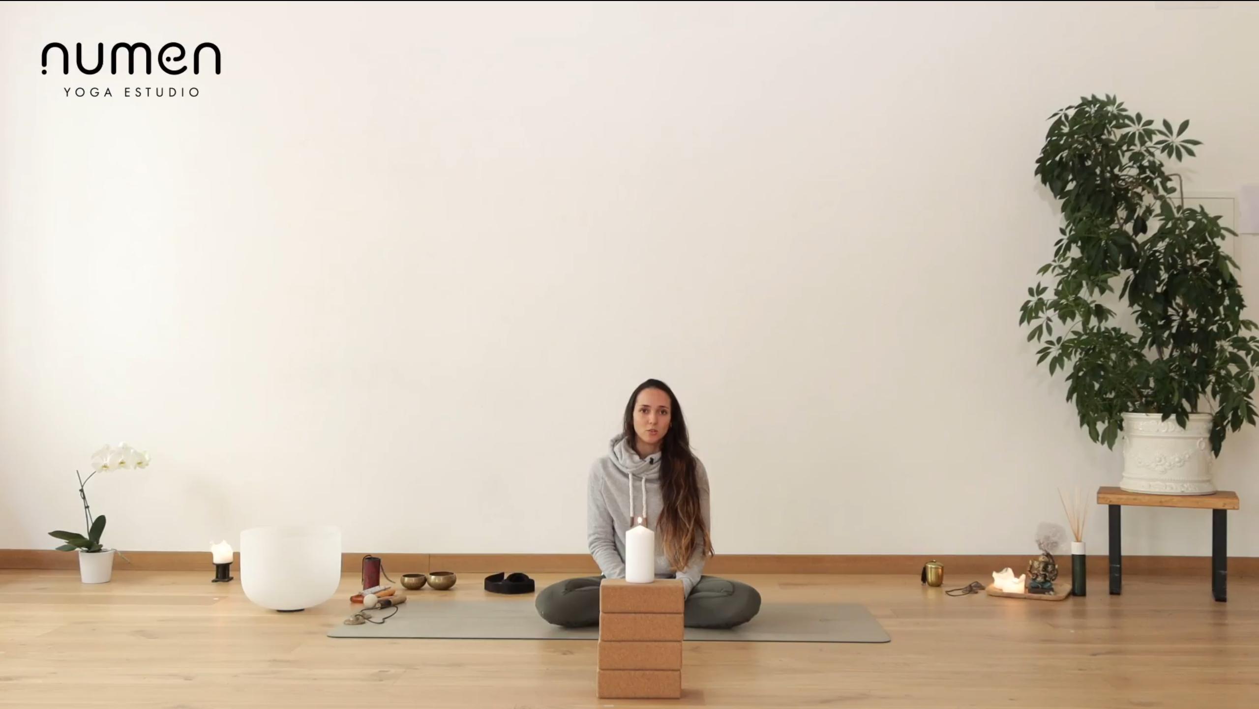 Drishti y meditación o Kriya tratak