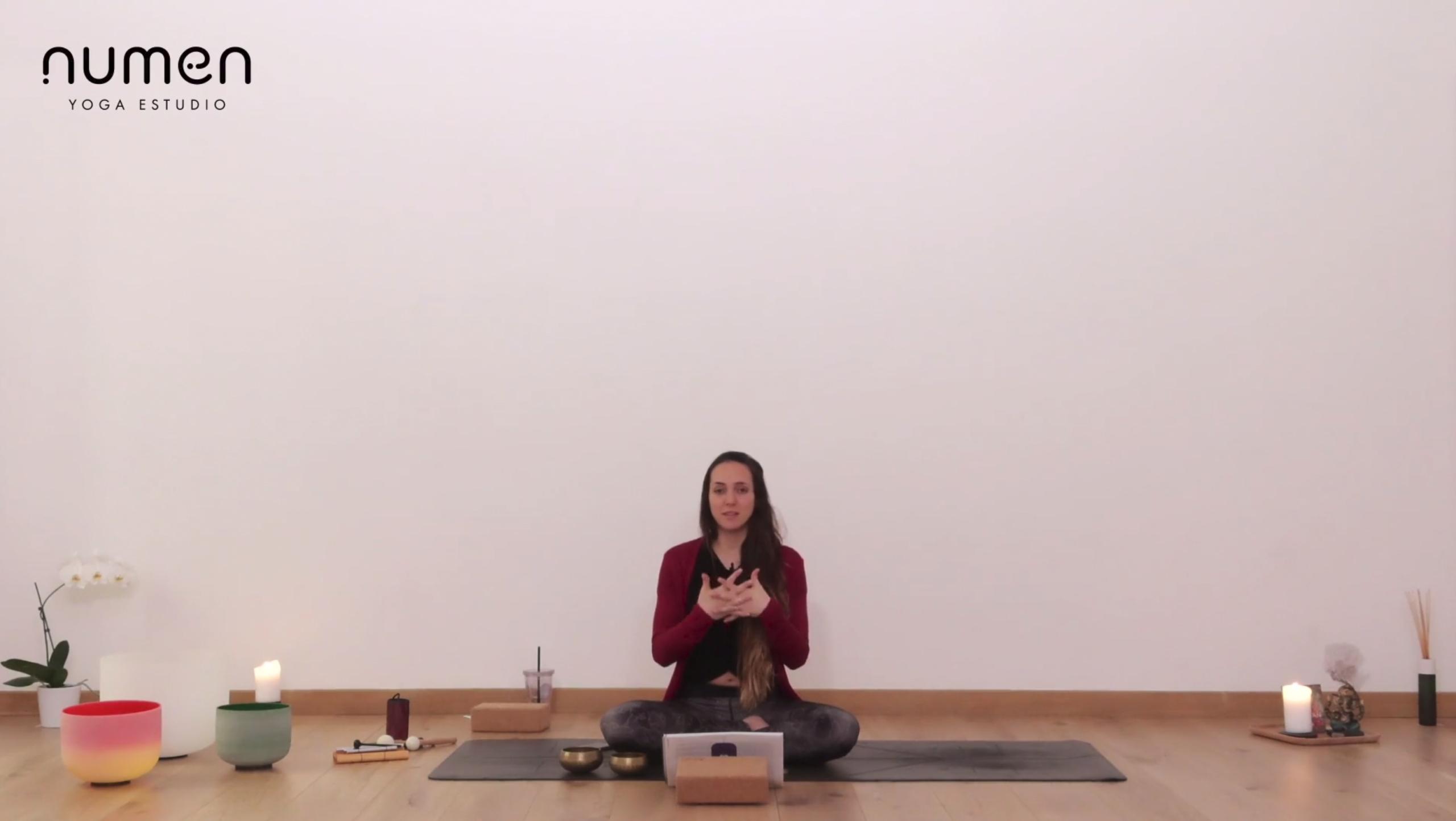 Yoga nidra básico