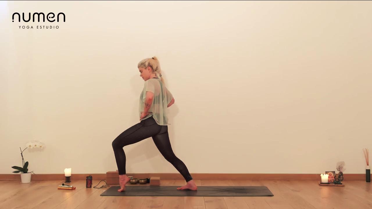 Movilidad y fortalecimiento de tobillos