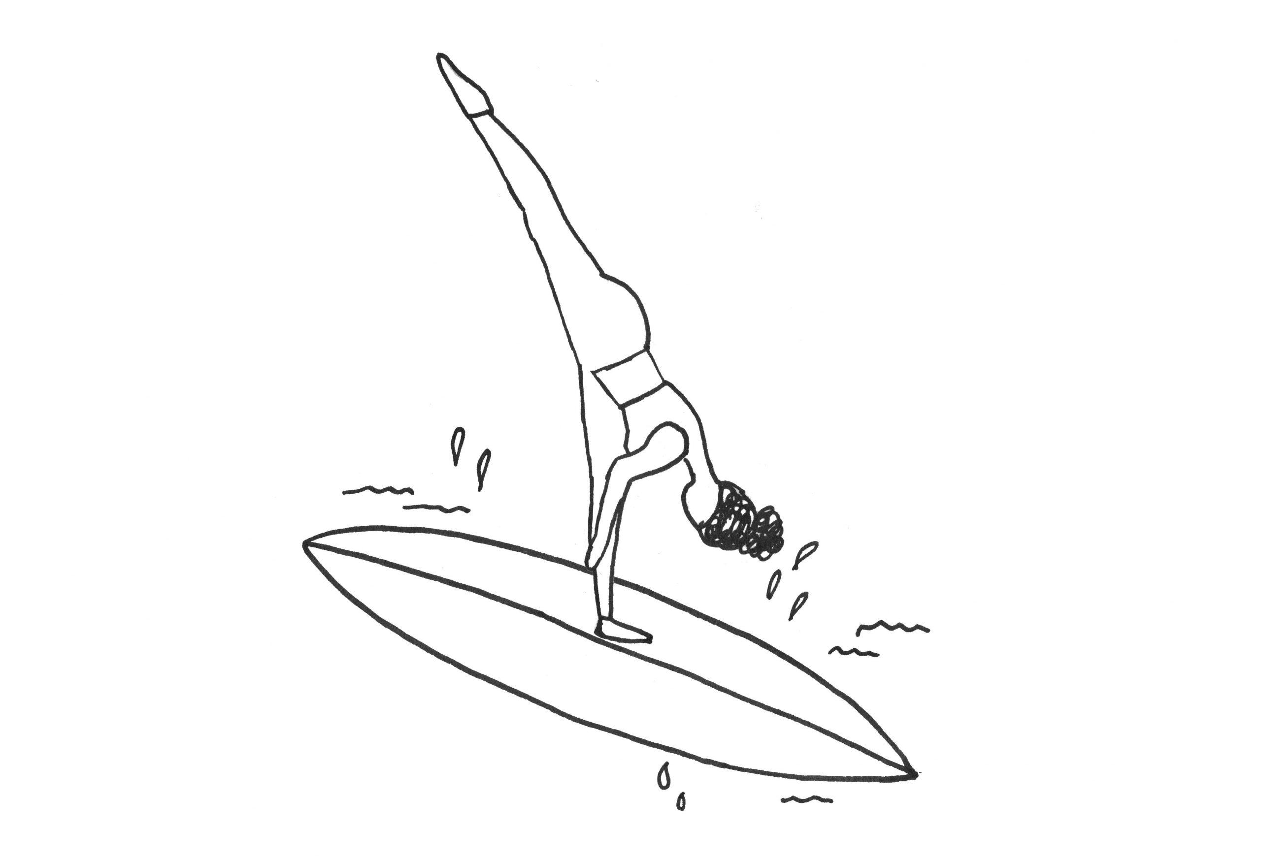 Surfeando la vida