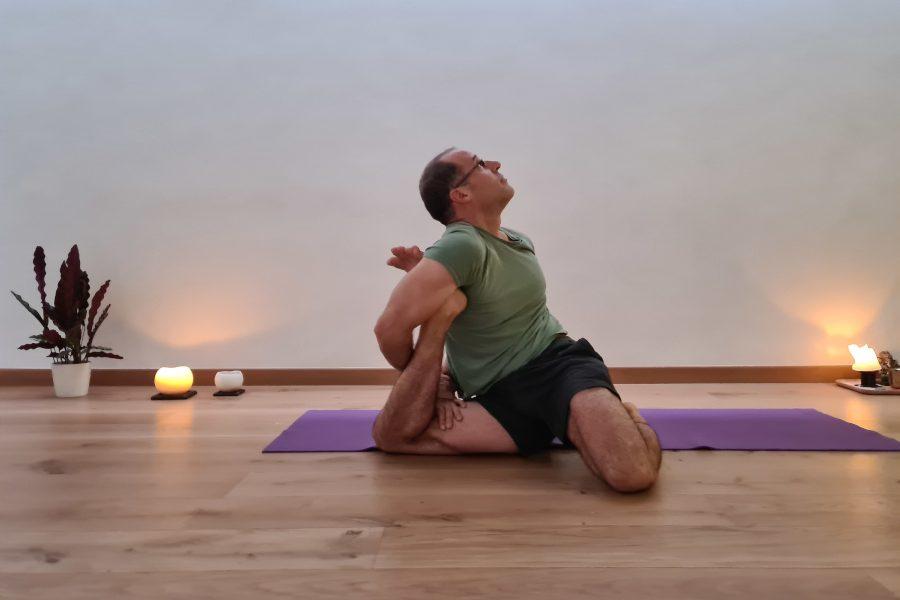 Taller: Yogadandasana La gran apertura y rotación de cadera