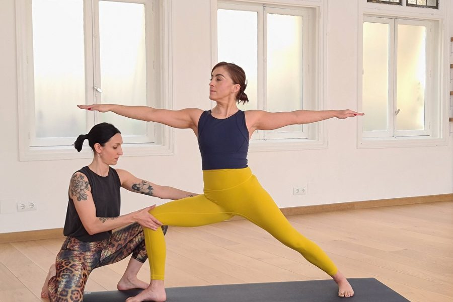 Taller: Yoga 101, iniciación al yoga de forma práctica